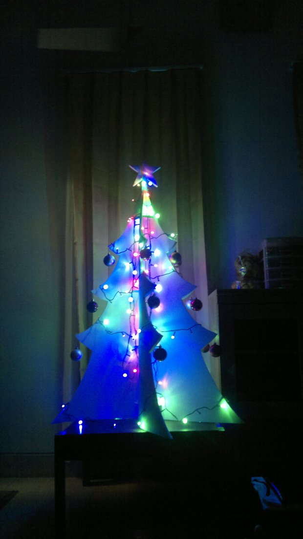 your very own christmas tree